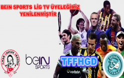 BEIN SPORTS LİG TV ÜYELİĞİMİZ YENİLENMİŞTİR
